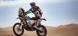 Fausto Mota no Top 30 do Dakar 2019