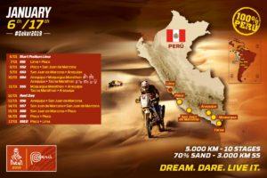 Dakar 2019 @ Lima