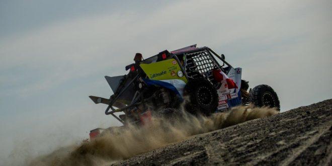Pedro Mello Breyner já cumpriu metade do Dakar