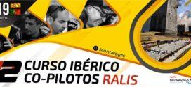 Curso Ibérico Co-Pilotos Ralis promove 2º curso este fim de semana