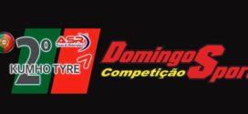 Parceria Desafio Kumho Portugal e Domingos Sport