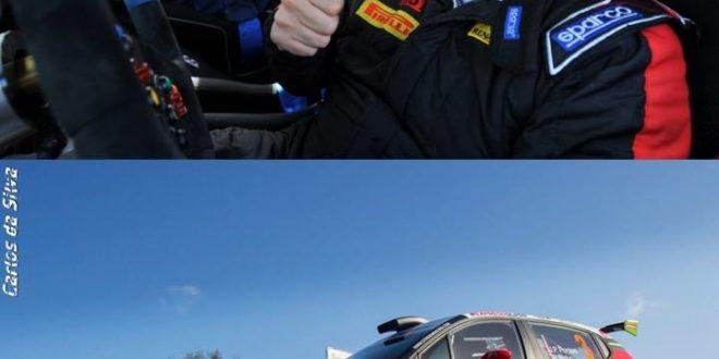 Campeonato de Itália de Ralis: Rosetti com a Citroen Itália
