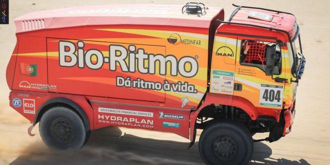 Elisabete Jacinto vence categoria camião do Africa Race
