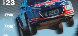 Lista de inscritos Rallye Serras de Fafe