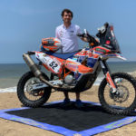 David Megre Abandono inesperado ás portas de Lima