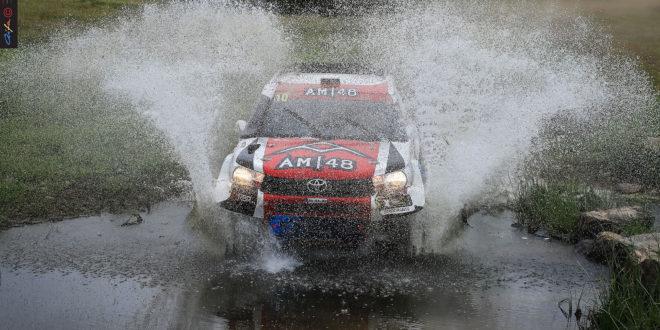Alejandro Martinsrecebe prémio de Campeão Ibérico