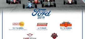 Formula Ford apresenta calendário provisório para 2019