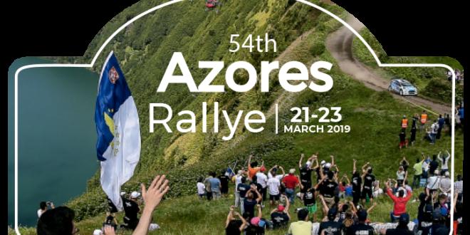 Azores Rally 2019 com 15 provas especiais
