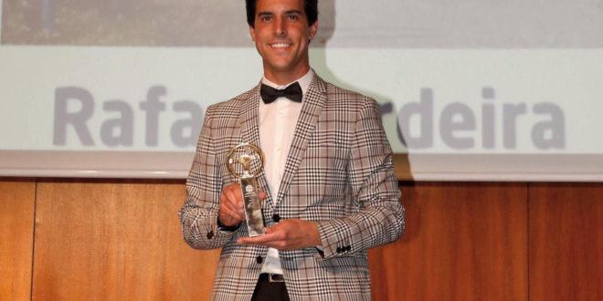 Rafael Cardeira distinguido na Gala dos Campeões