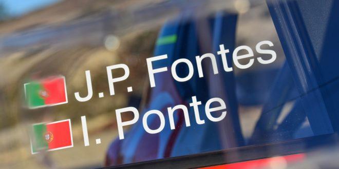 CITROËN VODAFONE TEAM DE NOVO COM A DUPLA  JOSÉ PEDRO FONTES/INÊS PONTE