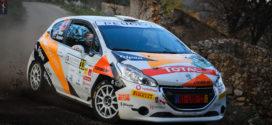 Ricardo Sousa repete Rally Cup Peugeot 208 R2