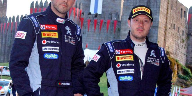Pedro Antunes aposta no FIA ERC  com a The Racing Factory