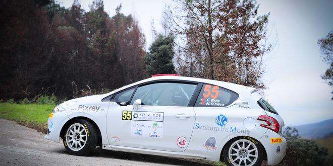 Sérgio Brás estreia-se na Peugeot Rally Cup Ibérica em Fafe