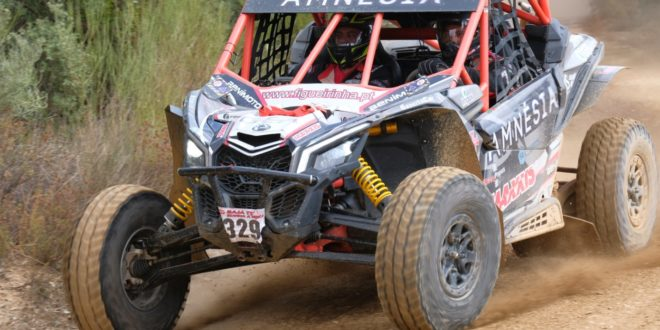 Benimoto Racing Team no arranque do CNTT