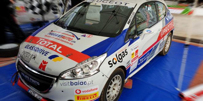 Filipe Nogueira aposta num 208 R2 com ambições ao CPR 2 RM e Peugeot Ibérica