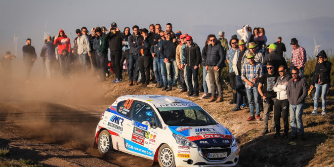 Vitória categórica de Pedro Antunes  e Paulo Lopes no Rallye Serras de Fafe