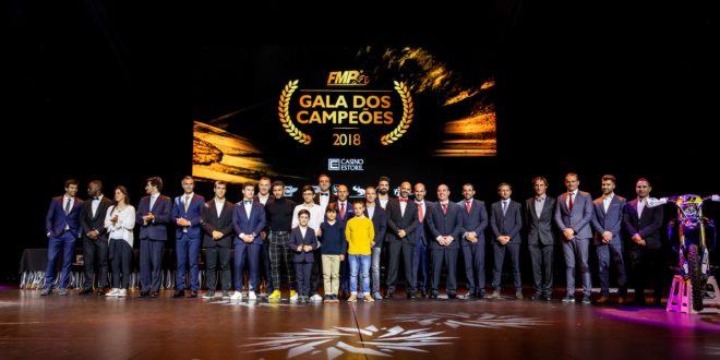 No CasinoEstoril Gala dos Campeões encerrou 2018