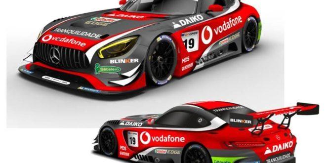MiguelRamos e Fabrizio Crestani renovam parceria e agora num Mercedes AMG GT3 da SPS no GT Open 2019