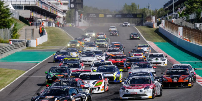 As GT4 South European Series serão apresentadas no AutoRacing Madrid