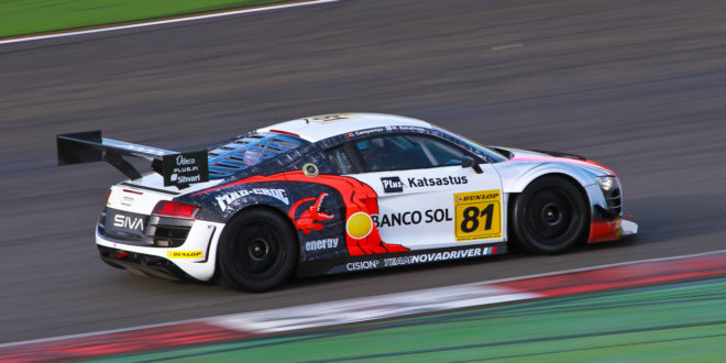 Team Novadriver adquire Audi R8 para as GT4 South European Series