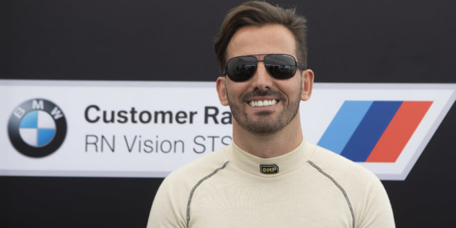 Miguel Cristóvão confirmado nas GT4 South European Series