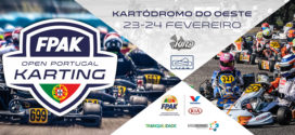 Open de Portugal abre época do Karting no Bombarral