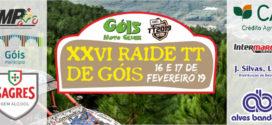 26º Raide TT de Góis Nacional TT começa junto ao Ceira