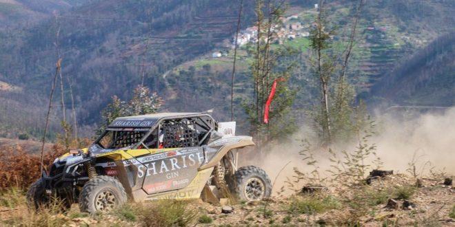 Três dezenas no Troféu Can-Am na Baja TT do Pinhal