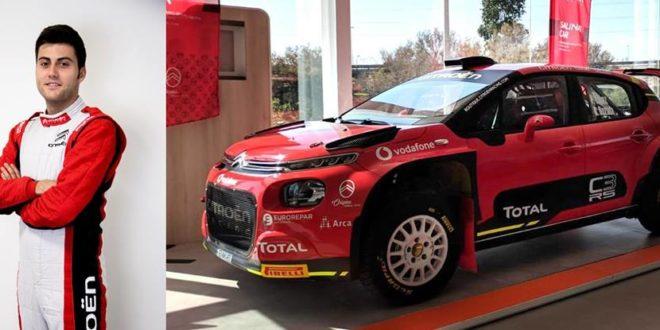 Supercampeonato de Espanha de Ralis 2019: Lopez piloto oficial da Citroen Espanha