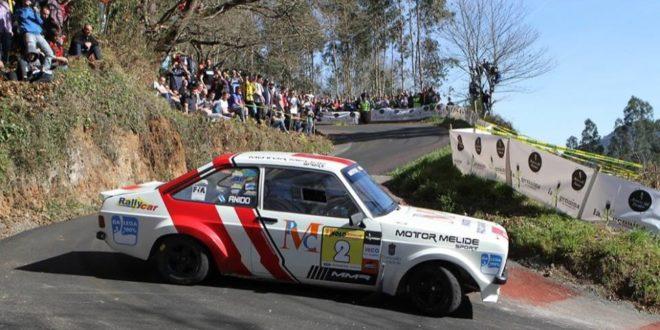 11.º Rally Solo Escort 2019- Vitória para Ferreiro