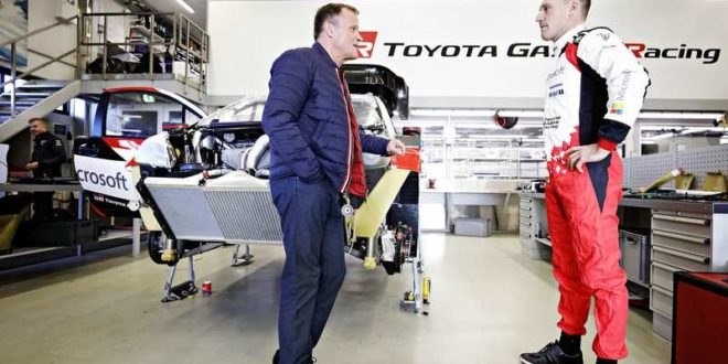 WRC news: Toyota irá testar um novo alternador