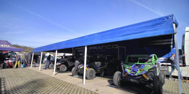 Forte presença da Franco Sport na Baja TT do Pinhal