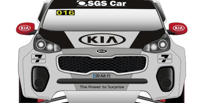 SGS Car Nuno Madeira com KIA no CPTT