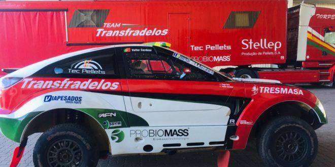 Team Transfradelos renova aposta no  Campeonato Portugal de Todo-o-Terreno