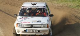 António Oliveira e Tiago Caetano  com sortes diferentes