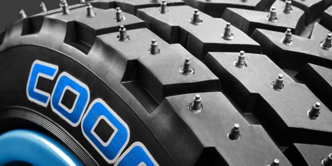 Cooper Tires lança novo pneu de gelo para RallyX on Ice