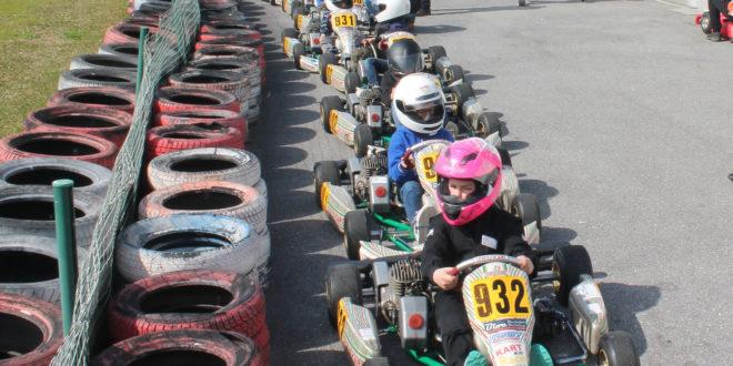 Troféu Kart Kid Race School ruma a Vila Real