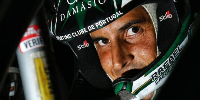 Rafael Cardeira marca presença no Rally Vila Medieval de Ourém