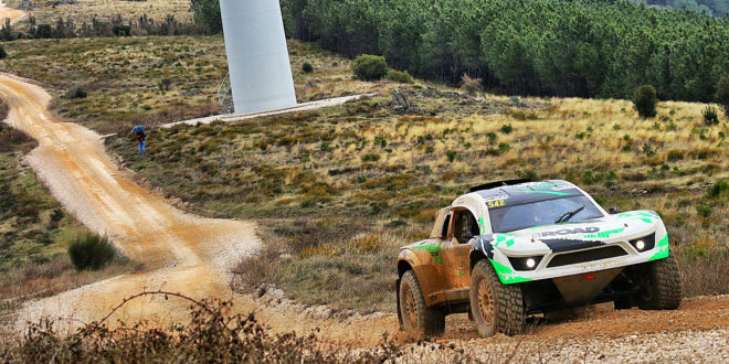 Baja TT do Pinhal mais competitiva e internacional