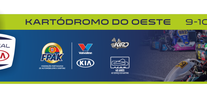 Bombarral marcou arranque do Campeonato de Portugal de Karting KIA