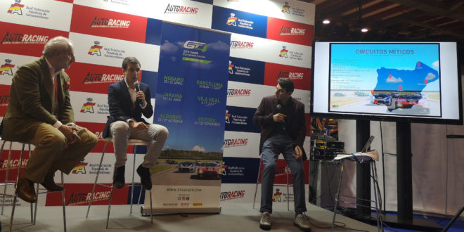 As GT4 South European Series brilharam no AutoRacing Madrid