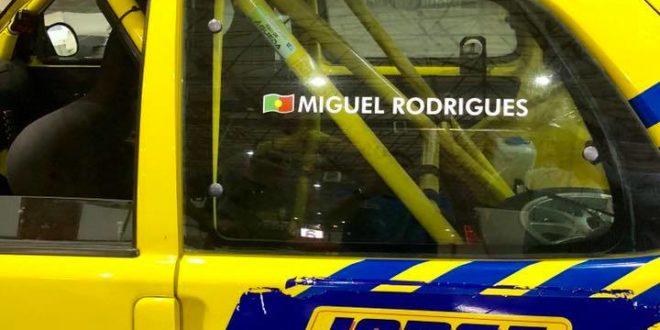 Miguel Rodrigues de regresso à competição