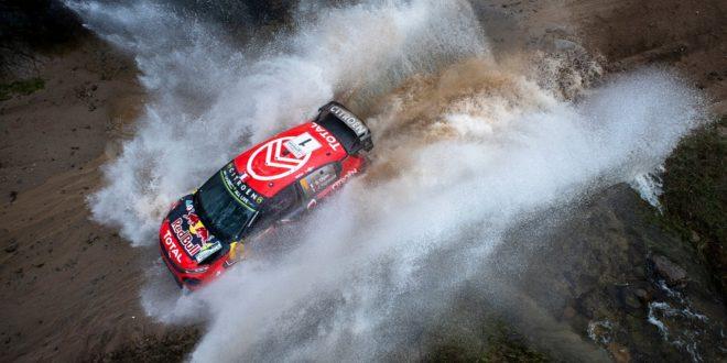 QUINTO PÓDIO CONSECUTIVO PARA O C3 WRC GRAÇAS AO 3º LUGAR DE OGIER – INGRASSIA NA ARGENTINA