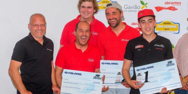 RS1 de Tiago Guerreiro soma 3º triunfo