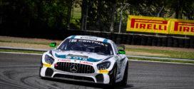 Pódio para a Veloso Motorsport em Nogaro