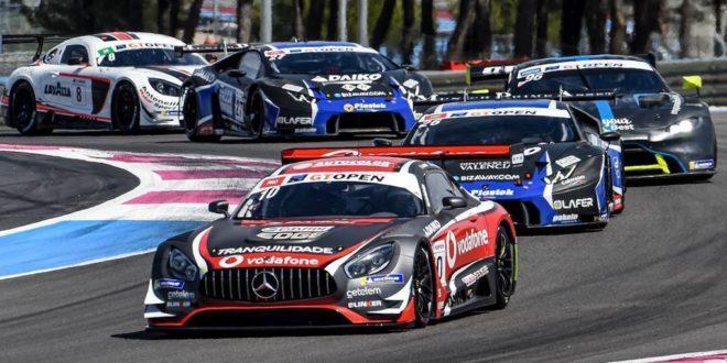 Segundo lugar no Campeonato após estreia em Paul Ricard.