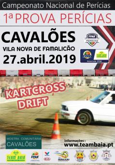 Perícia de Cavalões é a prova que se segue no Campeonato de Portugal de Perícias