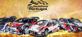 Lista de inscritos Vodafone Rallye de Portugal