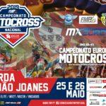 68 pilotos enchem ronda do Europeu MX