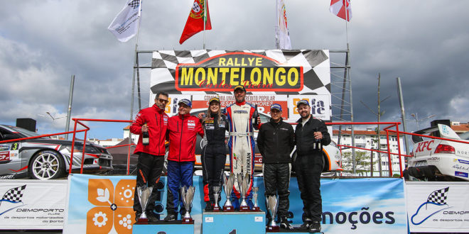 Filipe Madureira vence prova do CNR no Rali Montelongo